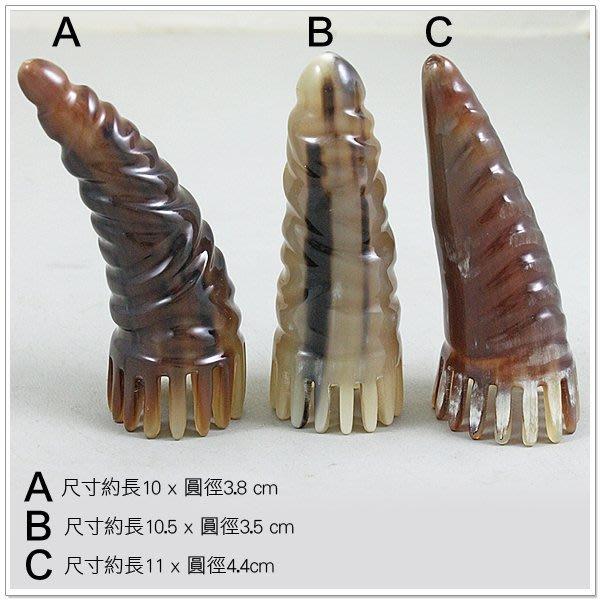 【摩邦比】牛角錐按摩梳 瘦腰 瘦腿 大腿雕塑 全身按摩 背部按摩 穴道按摩 刮痧筒 刮痧器 頭部按摩 T-A14