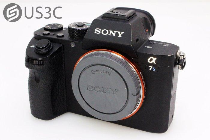 【US3C-小南門店】Sony A7S II / ILCE-7SM2 單機身 微單眼相機 全片幅 E接環 4K影片拍攝 3吋螢幕