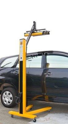 汽車美容鍍膜專用3燈頭短波紅外線烤燈  SD-30A    下殺$18000 免運費