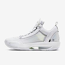 沃皮斯§Air Jordan 34 Low 白銀 低筒 CU3475-100