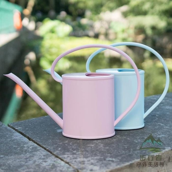 澆水壺園藝家用長嘴澆花壺室內塑料花壺灑水壺