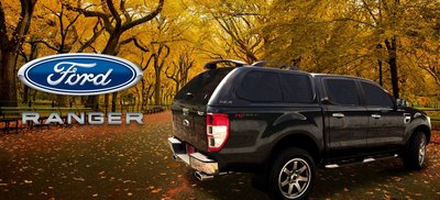 Ford Ranger 高蓋 SJS 滑動式側窗
