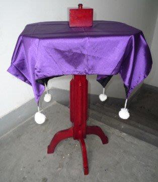 【天天魔法】【1781】劉謙表演的超大高檔漂浮桌(送反重力小木盒和大燭台)