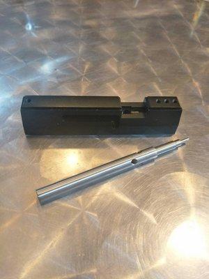 !【終極警探】0-CO2-嘻皮萬-CP1-靶槍-競技槍喇叭彈槍-專用零件-槍機身+推彈桿