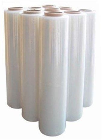 【安鑫】PE膜伸縮膜棧板膜防撞膠膜包裝捆膜防塵膜包裝膜棧板包裝膜工業保鮮膜 搬家好幫手【A798】