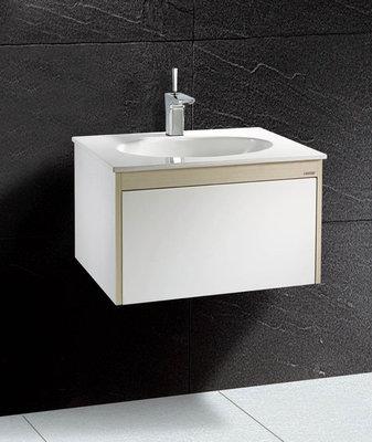 凱薩LF-5024D高級浴櫃+日本精密陶瓷芯龍頭`優惠中速洽東華衛浴.實體門市安心選購