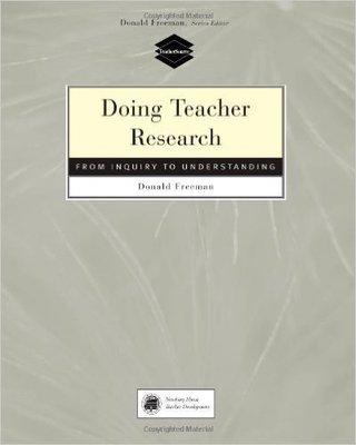【研究所】Doing Teacher Research: From Inquiry to Understanding