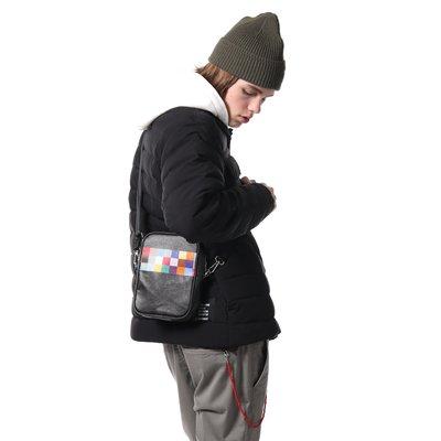 「NSS』uniform experiment COLOR CHART PVC SMALL SHOULDER BAG