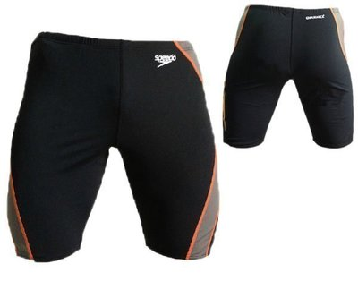 SPEEDO速比濤-大母 男士五分游新泳褲 齊膝泳褲遊泳新褲 速幹潛水短褲 遊泳裝備