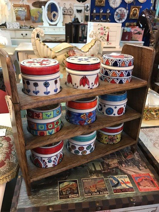 印度陶瓷罐