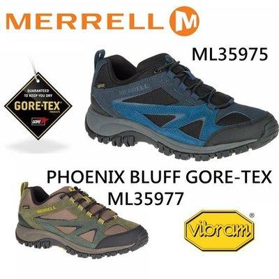 @@大皮球專櫃@@2016美國MERRELL最新登山健行鞋PHOENIX BLUFF GORE-TEX®