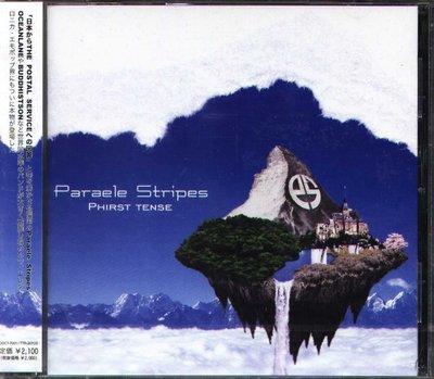 K - Paraele Stripes - Phirst Tense - 日版 - NEW