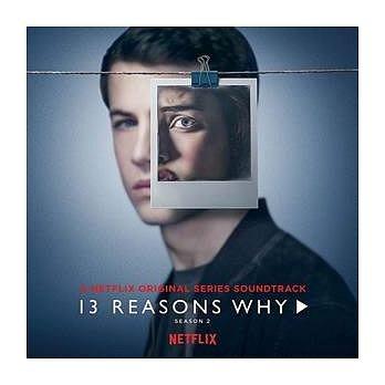 合友唱片 面交 自取 電視原聲帶 / 漢娜的遺言第二季 13 Reasons Why Season 2 OST CD