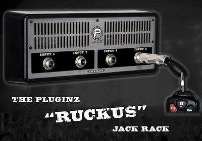 【現代樂器】現貨免運!美國Pluginz Ruckus 類似 MESA 金屬款 音箱頭 鑰匙座 附贈鑰匙圈