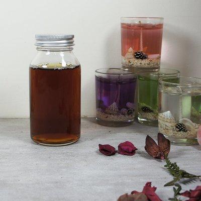 原點居家創意 時尚玻璃水瓶 透明耐熱玻璃水杯 輕便隨身瓶個性環保杯 120ML. 新北市