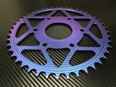 YR FACTORY KTM DUKE390 RC390 鈦合金齒盤 45T