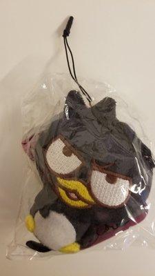 XO Doll Toy 毛公仔 交叉窿 Bad Badtz-Maru 玩具 酷企鵝