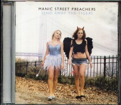 K - Manic Street Preachers - Send Away The Tigers 日版+3+VIDEO