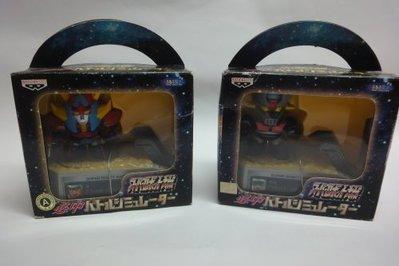 2000 BANPRESTO之機器人大戰(二盒一組)