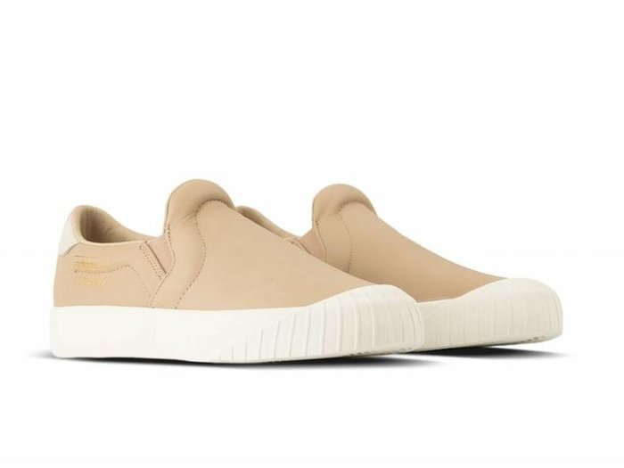 ADIDAS 餅乾鞋 懶人鞋 裸膚  ORIGINALS  EVERYN SLIP ON CQ2061