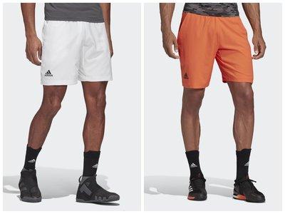 【豬豬老闆】ADIDAS PRIMEBLUE 短褲 休閒 運動 訓練 網球 男款 白 FK0814 橘 FK0816