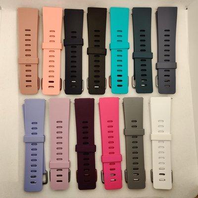 當天發貨 現貨不用等 全新 fitbit versa 矽膠錶帶 原裝款 矽膠表帶 優質錶扣