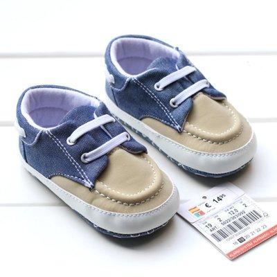 森林寶貝屋~時尚休閒布底鞋~學步鞋~幼...