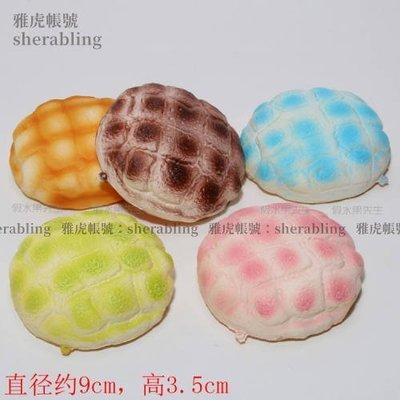 (MOLD-A_140)仿真麵包假水果模型 櫥柜裝飾品 幼教認知道具 仿真PU菠蘿麵包