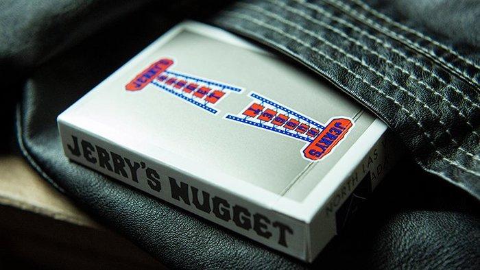 【天天魔法】【S1336】正宗原廠~(銀色)復古感覺天梯牌~Vintage Feel Jerry's Nuggets