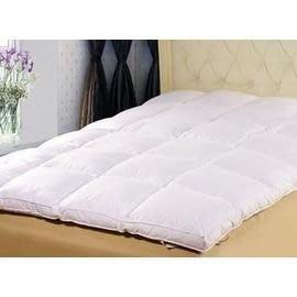 純棉羽絨床墊雙人/單人 床褥/墊被子/120x200cm《預購完成付款7天内發貨》