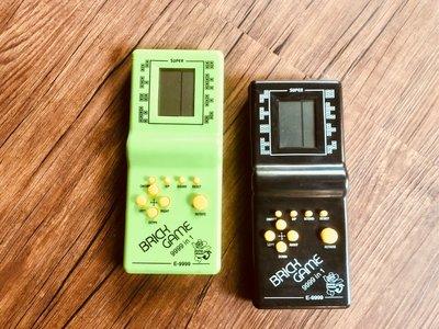 電玩 復古電玩 復古掌上型遊戲機 掌上型遊戲機 復古 俄羅斯方塊