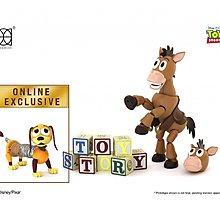 全新Herocross toystory 反斗奇兵 079 紅心(豪華版 連彈弓狗) Exclusive
