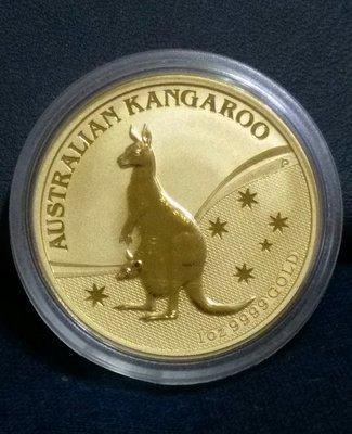 澳洲 2009 年 1 盎司(1OZ)袋鼠金幣