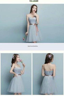 天使佳人婚紗禮服~~~~~~~ 多款伴娘小禮服宴會服