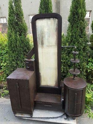 彰化二手貨中心(原線東路二手貨) --- 日劇時期 檜木化粧台 早期梳粧台