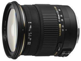 【KODAH】SIGMA 17-50mm F2.8 EX DC OS HSM FOR Nikon 平輸/店保一年~免運