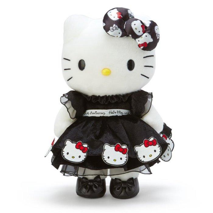 41+現貨 Y拍最低價 加粉享優惠 4165本通 Hello Kitty 45周年 限量版 生日娃娃 2019