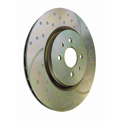 【翔浜車業】英國原裝㊣EBC Sport Rotors CIVIC 8.9代1.8 FIT 前後煞車碟盤(262mm)