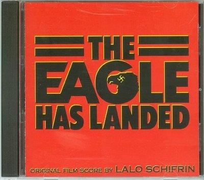 """猛鷹突擊兵團-加長版(The Eagle Has Landed)""- Lalo Schifrin(24-1),美版"