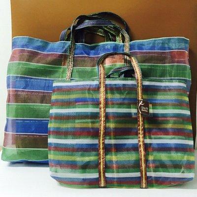 熱銷 台灣製造 工作袋 環保復古 手提袋 市場袋 環保袋 購物袋 編織袋 飲料袋【CF-04A-12051】