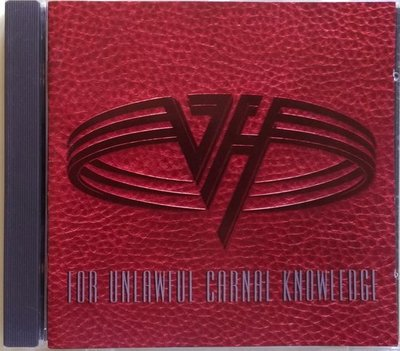 《絕版專賣》Van Halen 范海倫合唱團 / For Unlawful Carnal Knowledge (德版)