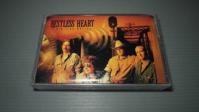 RESTLESS HEART– Big Iron Horses 驛動的心合唱團 有歌詞佳 有樂迷卡 原殼錄音帶卡帶佳