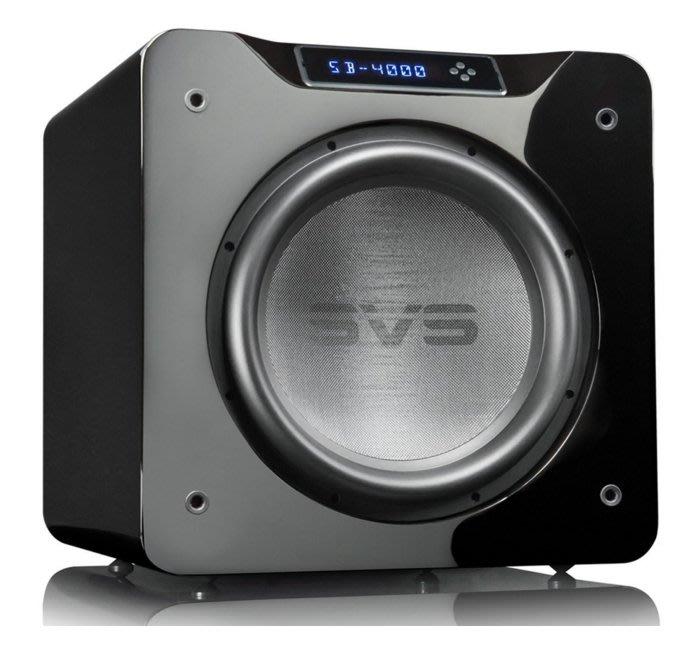 SVS 美國 SB-4000 重低音 另 SB-2000 SB-1000 新店音響