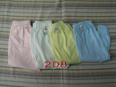 【lucy寶貝窩】小乙福(傑比兔) 《二層棉 居家褲(208)》單件100元起~台灣製-14號