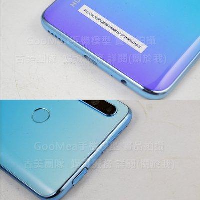 GooMea模型原裝金屬 黑屏Huawei華為暢享10 Plus 6.59吋展示Dummy拍片仿製1:1沒收上繳交差樣品