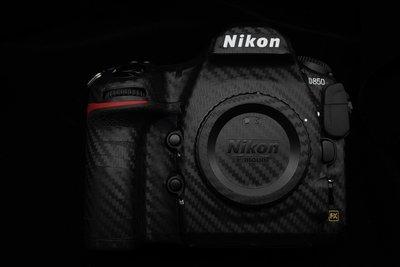 【高雄四海】機身鐵人膠帶 Nikon D850  碳纖維/牛皮.DIY.似LIFEGUARD