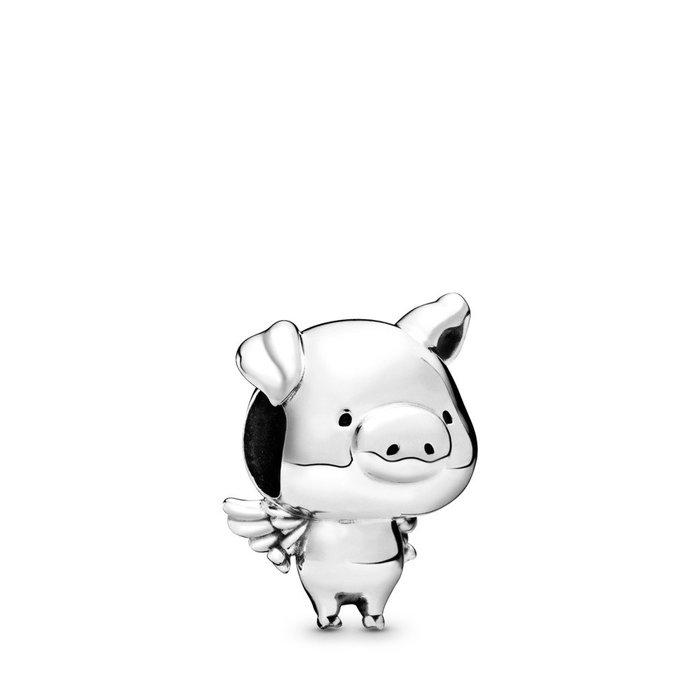 【金永珍珠寶鐘錶】實體店面*PANDORA潘朵拉 798253 飛天豬  保證真品 杜絕仿冒 現貨*