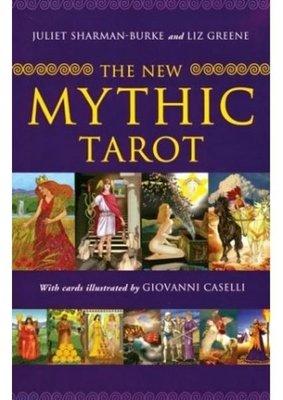 """~""""魔幻的心靈世界""""~神話塔羅牌The New Mythic Tarot"""