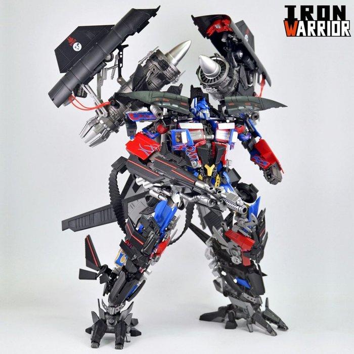 IRON WARRIOR變形玩具金剛 IW-06天火馬甲 MPM04擎天OP柱 配件包   模型
