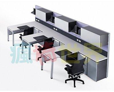 《瘋椅世界》OA辦公家具全系列 訂製造型機能工作站  (主管桌/工作桌/辦公桌/辦公室規劃)14